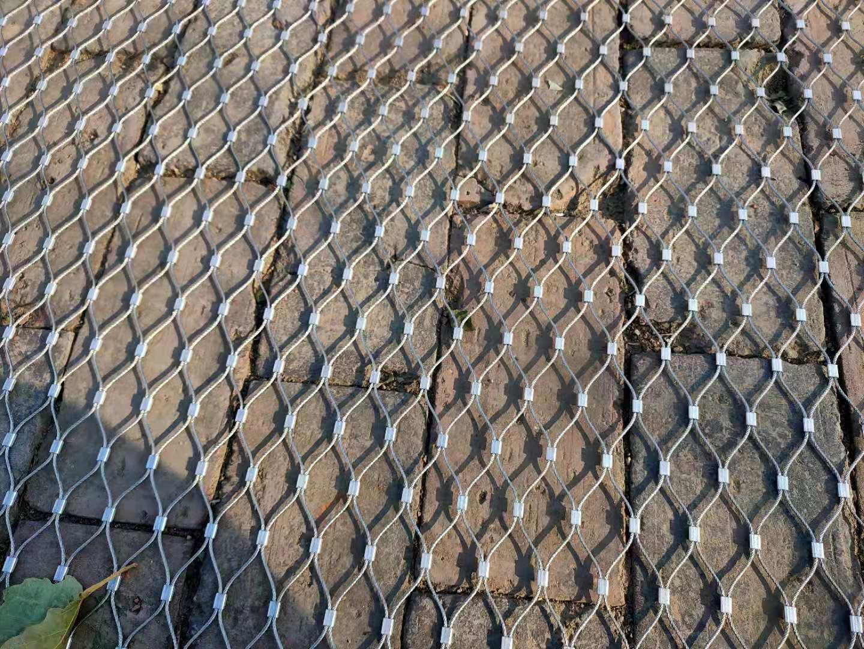 不锈钢绳高空防坠网 发往重庆