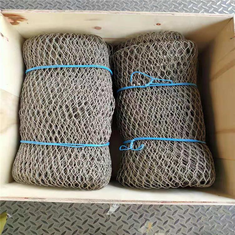 松鼠网 不锈钢绳网 昆明客户安装效果