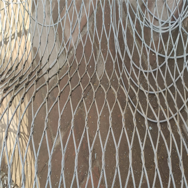 316不锈钢绳网